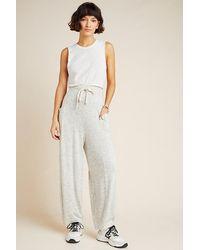 Saturday/sunday Pantalon de détente Laura - Neutre