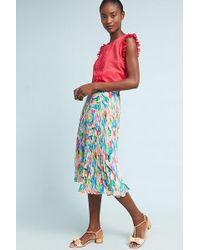 Eva Franco - Jelena Pleated Skirt - Lyst