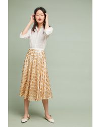 Seen, Worn, Kept - Amanda Sequin Midi Skirt - Lyst