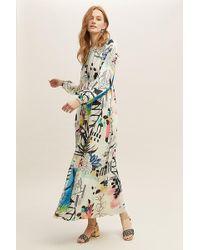 0cd595caf3ec Anthropologie - Genna Printed Maxi Dress - Lyst