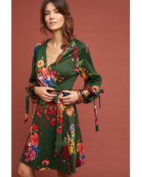 Eva Franco - Dahlia Wrap Dress - Lyst