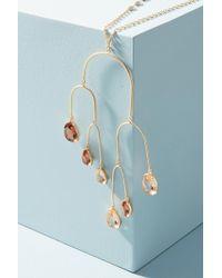 Anthropologie - Della Pendant Necklace - Lyst