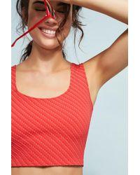 Solid & Striped - The Jamie Bikini Top - Lyst