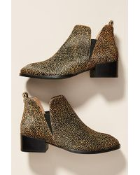 Anthropologie - Seychelles Offstage Chelsea Boots - Lyst