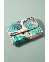 Anthropologie - May Flowers Hanging Travel Case - Lyst