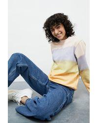 Anthropologie Kendal Striped Sweatshirt - Multicolour