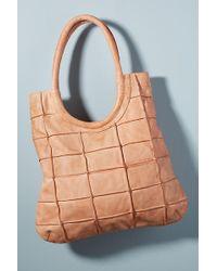 Anthropologie - Illona Seamed Shoulder Bag - Lyst