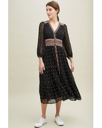 366b7c2c8f64 Lyst - Women s Anthropologie Maxi and long dresses Online Sale