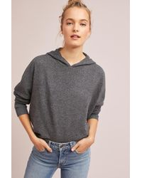Moth - Cashmere Hooded Pullover - Lyst