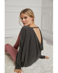 Saturday/sunday Reese Low-back Cashmere Jumper - Black
