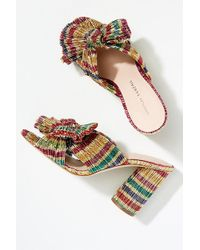 Loeffler Randall Chaussures à talons Pennyu00a0 - Multicolore