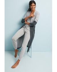 Anthropologie - Colourblocked Cardigan - Lyst