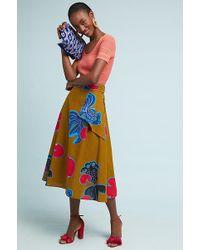 Eva Franco - Betta A-line Skirt - Lyst