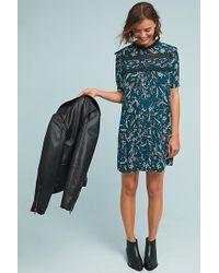 Vineet Bahl - Ines Floral Tunic Dress - Lyst