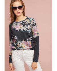 Maeve | Ramya Floral Pullover | Lyst