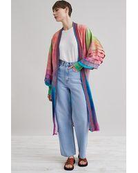 Bl-nk Print Kimono - Multicolour