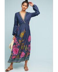Lilka - Melinda Maxi Beach Dress - Lyst
