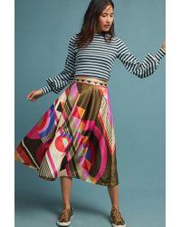 Manish Arora - Fitzroy Midi Skirt - Lyst