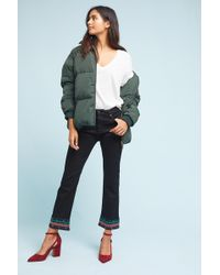 AG Jeans - Ag The Jodi High-rise Cropped Flare Jeans - Lyst