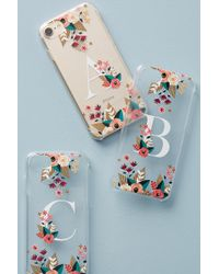 Casetify - Floral Monogram Iphone 6/7 Case - Lyst