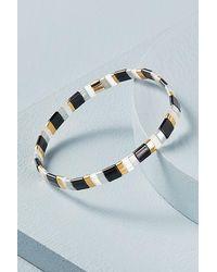 Anthropologie Multi-coloured Bracelet - Black