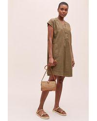 Anthropologie Kimber Tunic Dress - Green