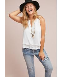 Cloth & Stone - Tiered Tank Top - Lyst