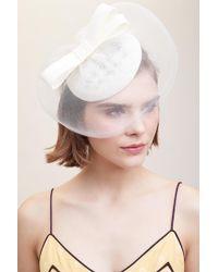 Anthropologie - Joan Fascinator Hat - Lyst