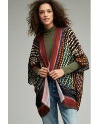 Bl-nk - Yana Abstract Stripe Kimono - Lyst