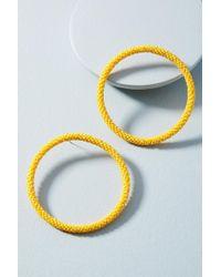Mishky - Hula Hoop Post Earrings - Lyst