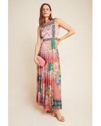 Bhanuni by Jyoti Alessandra Maxi Dress - Pink