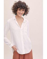 Cloth & Stone Dale Shirt - White