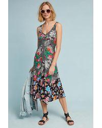 Maeve - Violette Dress - Lyst