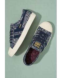 Gola - Coaster Printed Trainers - Lyst