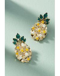 Anton Heunis - Mini Pineapple Post Earrings - Lyst