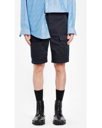 Balenciaga Shorts - Blue