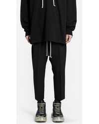 Rick Owens Pants - Black