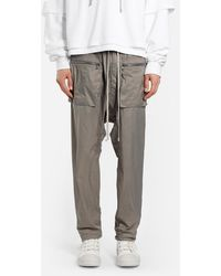 Rick Owens Drkshdw Trousers - Grey