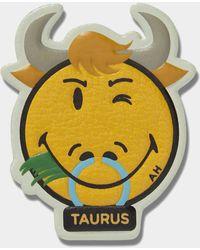 Anya Hindmarch Taurus Zodiac Sticker - Multicolour