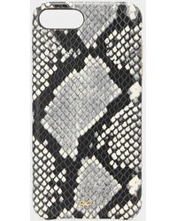 Anya Hindmarch Iphone 7/8 Case - Natural