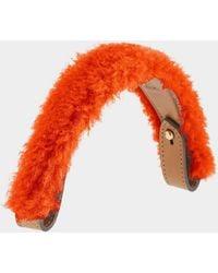 Anya Hindmarch Build A Bag Handle - Orange