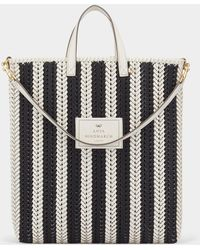 Anya Hindmarch Neeson Tall Tote - Black