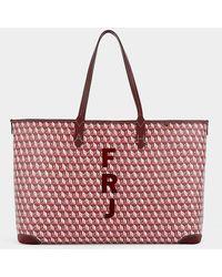 Anya Hindmarch I Am A Plastic Bag Tote - Pink