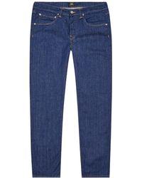 Edwin Ed 55 Jeans Regular - Blue
