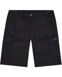 Paul & Shark Cargo Shorts Econyl - Blue