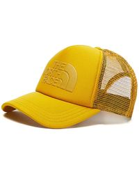 The North Face Trucker Cap - Yellow