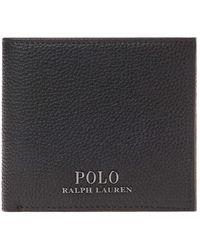 Ralph Lauren Billfold Wallet - Black