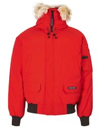 Canada Goose Chilliwack Jacket For Men Up To 15 Off At Lyst Com