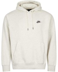 Nike Sportswear Pullover Hoodie - Grey