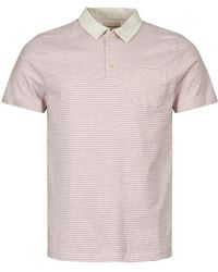Oliver Spencer Dunmore Polo - Purple